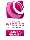 The Wedding 2015 Industry Awards. Regional Finalist