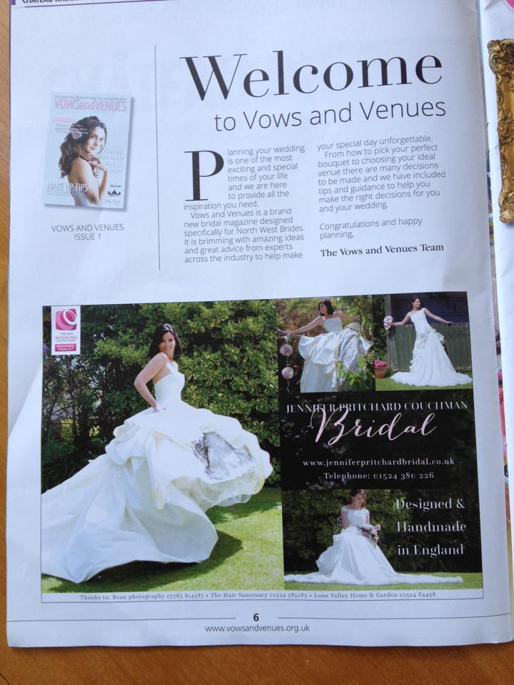 Vows and Venues Magazine